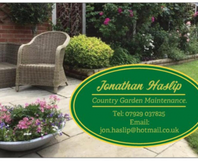 Country Garden Maintenance