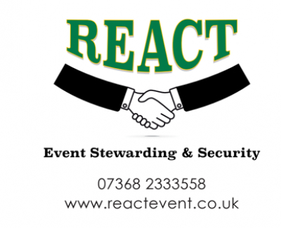React Event Stewarding and Security